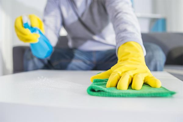 Nettoyage intérieur